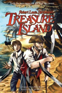 Treasure Island $8.95 — 978-0-9883662-6-8 published by Lake 7 Creative