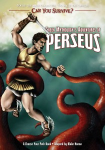 Greek Mythology's Adventures of Perseus $8.95 — 978-0-9821187-9-5 published by Lake 7 Creative